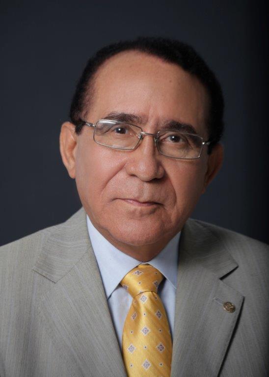 Doctor Príamo Rodríguez Castillo, Rector